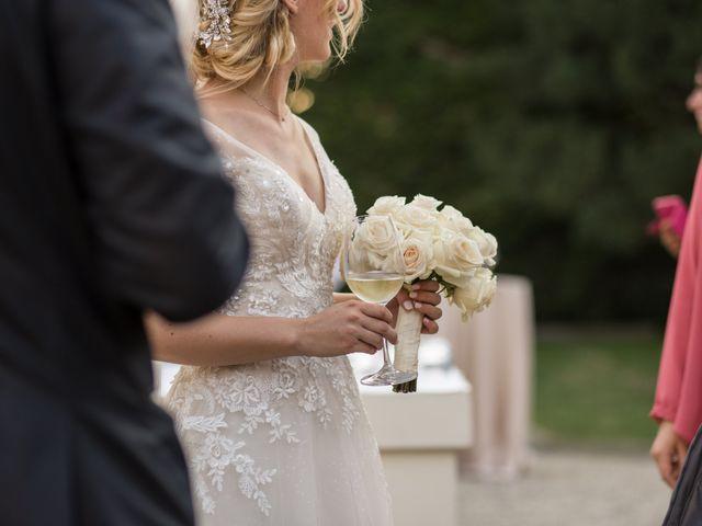 Il matrimonio di Davide e Paola a Castelnuovo Bocca d'Adda, Lodi 80