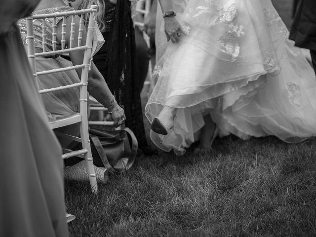 Il matrimonio di Davide e Paola a Castelnuovo Bocca d'Adda, Lodi 81