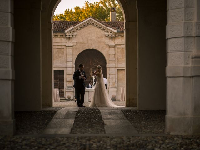 Il matrimonio di Davide e Paola a Castelnuovo Bocca d'Adda, Lodi 83