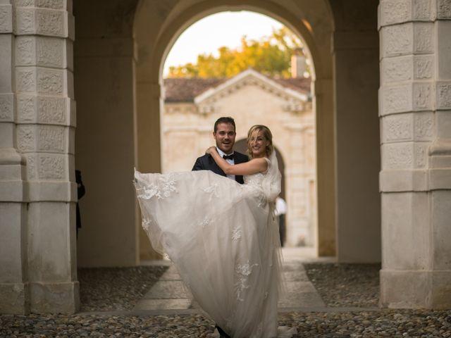 Il matrimonio di Davide e Paola a Castelnuovo Bocca d'Adda, Lodi 1