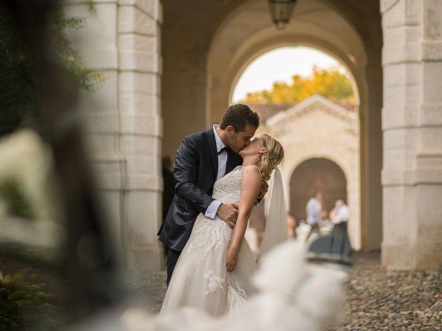 Il matrimonio di Davide e Paola a Castelnuovo Bocca d'Adda, Lodi 85