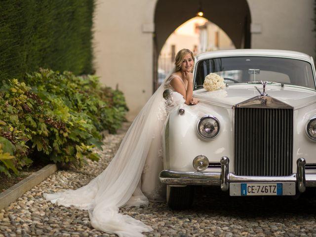 Il matrimonio di Davide e Paola a Castelnuovo Bocca d'Adda, Lodi 86