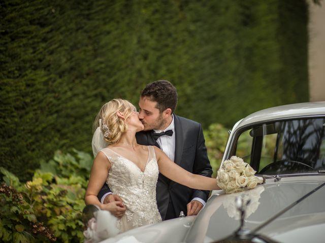 Il matrimonio di Davide e Paola a Castelnuovo Bocca d'Adda, Lodi 89