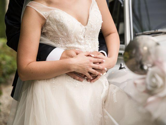 Il matrimonio di Davide e Paola a Castelnuovo Bocca d'Adda, Lodi 90