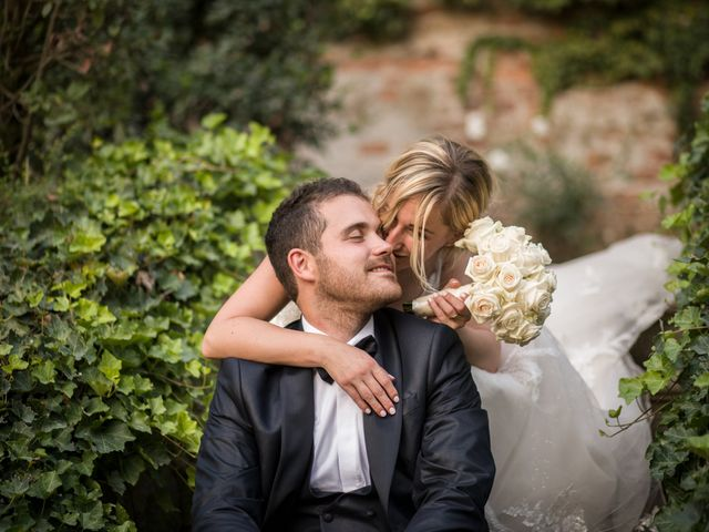 Il matrimonio di Davide e Paola a Castelnuovo Bocca d'Adda, Lodi 103