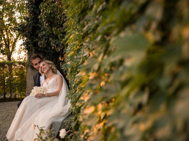 Il matrimonio di Davide e Paola a Castelnuovo Bocca d'Adda, Lodi 109