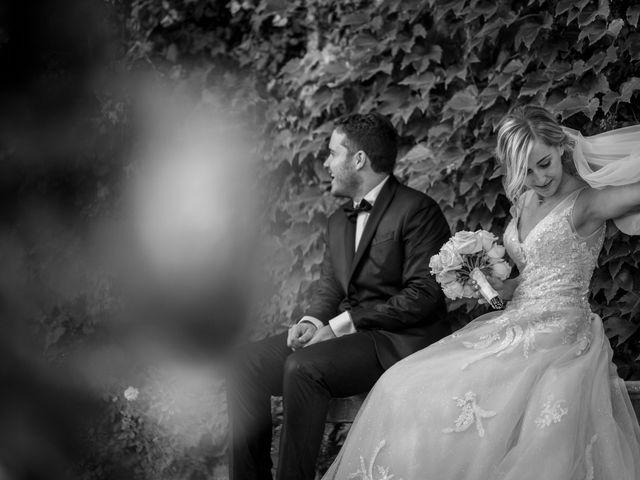 Il matrimonio di Davide e Paola a Castelnuovo Bocca d'Adda, Lodi 111