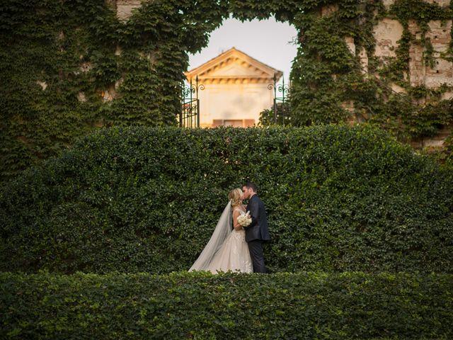 Il matrimonio di Davide e Paola a Castelnuovo Bocca d'Adda, Lodi 113