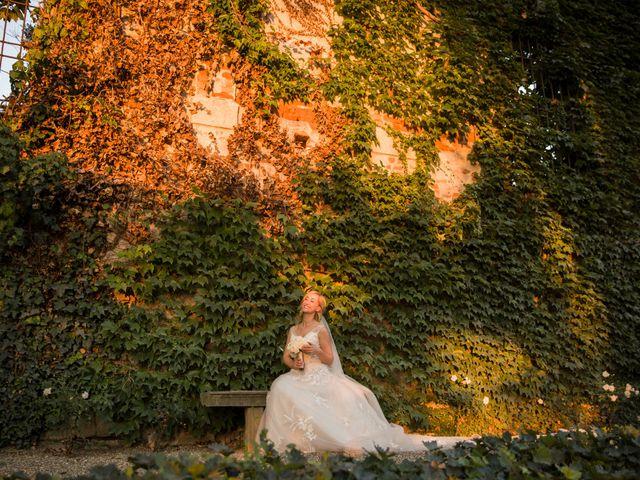 Il matrimonio di Davide e Paola a Castelnuovo Bocca d'Adda, Lodi 114