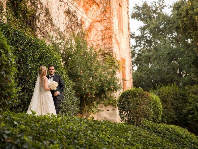Il matrimonio di Davide e Paola a Castelnuovo Bocca d'Adda, Lodi 115