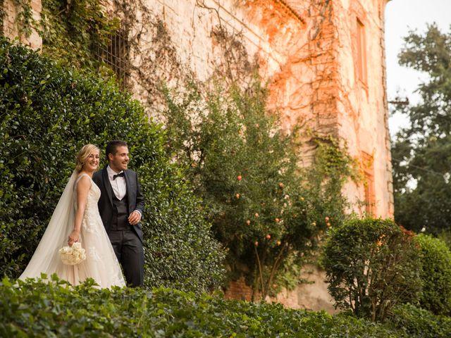Il matrimonio di Davide e Paola a Castelnuovo Bocca d'Adda, Lodi 116