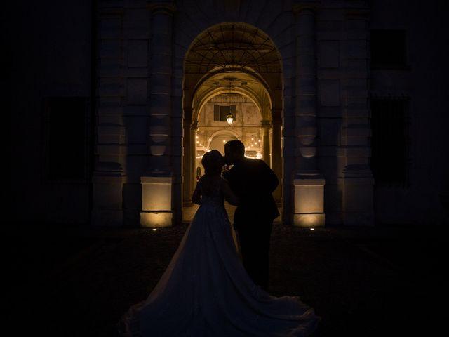 Il matrimonio di Davide e Paola a Castelnuovo Bocca d'Adda, Lodi 119