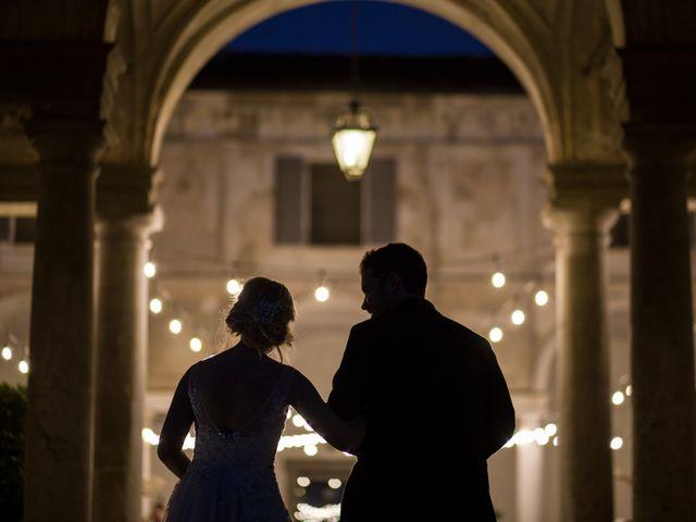 Il matrimonio di Davide e Paola a Castelnuovo Bocca d'Adda, Lodi 120