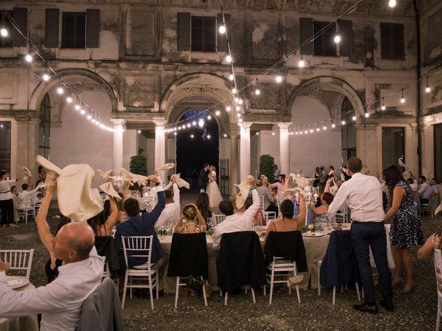 Il matrimonio di Davide e Paola a Castelnuovo Bocca d'Adda, Lodi 122