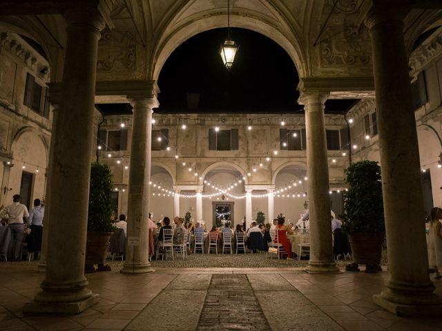 Il matrimonio di Davide e Paola a Castelnuovo Bocca d'Adda, Lodi 124