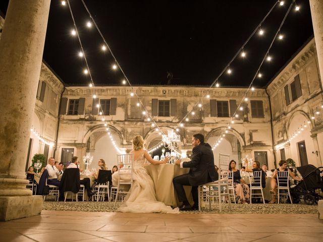 Il matrimonio di Davide e Paola a Castelnuovo Bocca d'Adda, Lodi 125