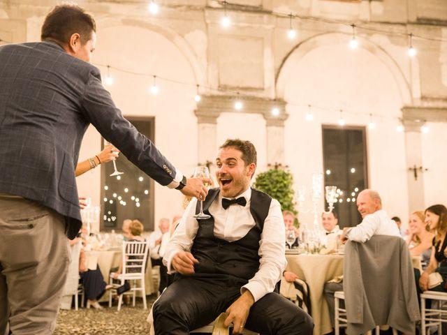 Il matrimonio di Davide e Paola a Castelnuovo Bocca d'Adda, Lodi 131