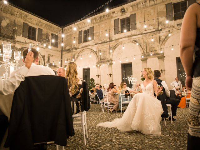 Il matrimonio di Davide e Paola a Castelnuovo Bocca d'Adda, Lodi 132