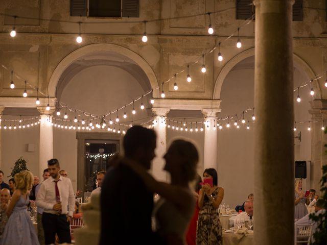 Il matrimonio di Davide e Paola a Castelnuovo Bocca d'Adda, Lodi 137