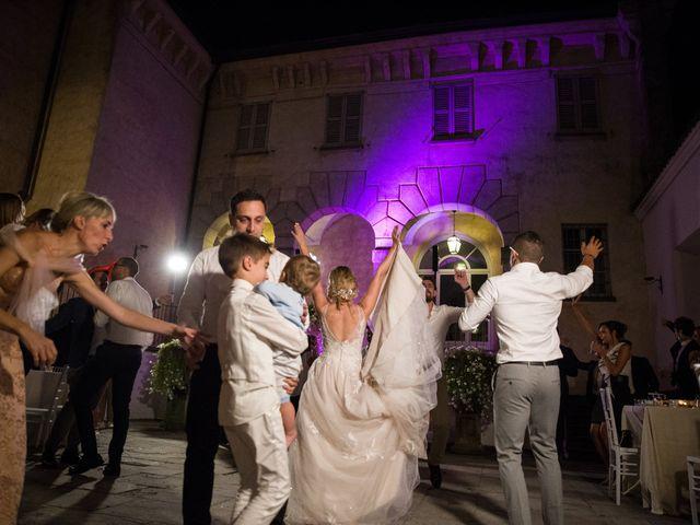 Il matrimonio di Davide e Paola a Castelnuovo Bocca d'Adda, Lodi 144