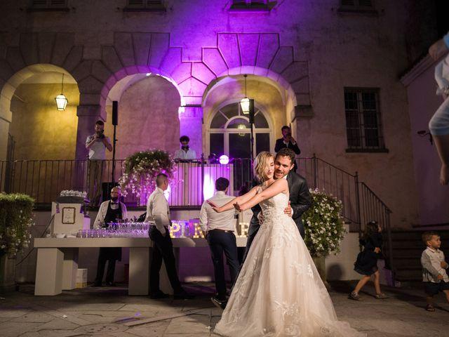 Il matrimonio di Davide e Paola a Castelnuovo Bocca d'Adda, Lodi 146