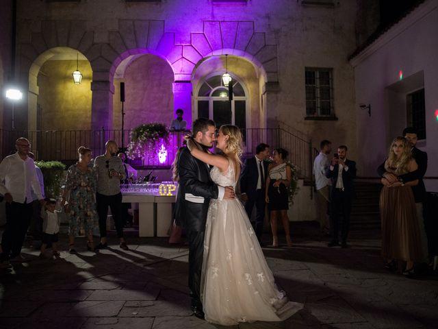 Il matrimonio di Davide e Paola a Castelnuovo Bocca d'Adda, Lodi 150