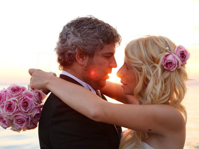 Le nozze di Mery e Steve