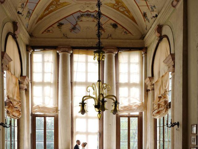 Il matrimonio di Andrea e Marianna a Granze, Padova 12