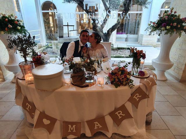 Le nozze di Francesca e Sabino