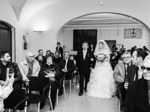 Il matrimonio di Andrea e Mifuka a Padova, Padova 1