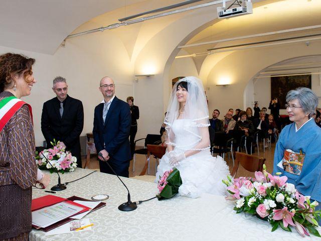 Il matrimonio di Andrea e Mifuka a Padova, Padova 2