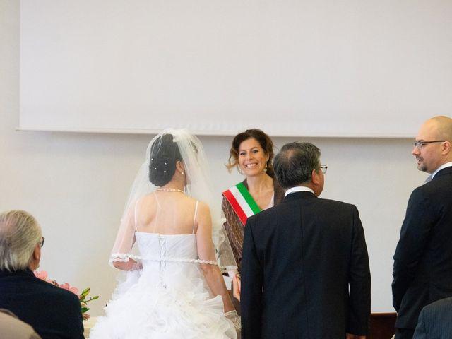 Il matrimonio di Andrea e Mifuka a Padova, Padova 3