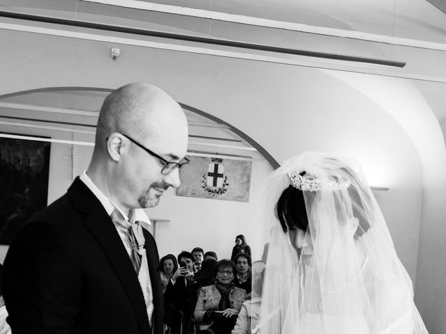 Il matrimonio di Andrea e Mifuka a Padova, Padova 4