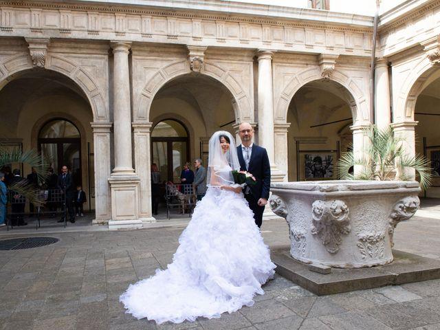 Il matrimonio di Andrea e Mifuka a Padova, Padova 7