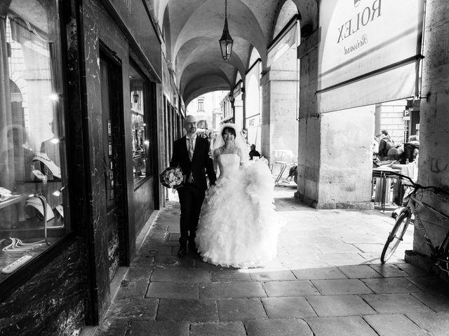 Il matrimonio di Andrea e Mifuka a Padova, Padova 8