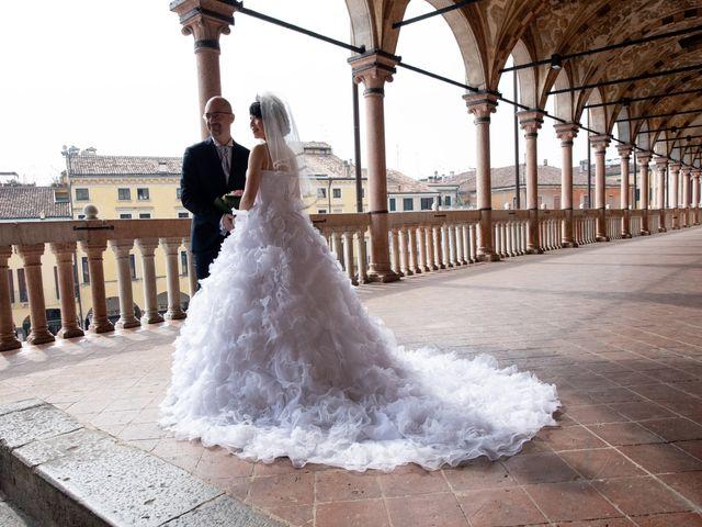 Il matrimonio di Andrea e Mifuka a Padova, Padova 11
