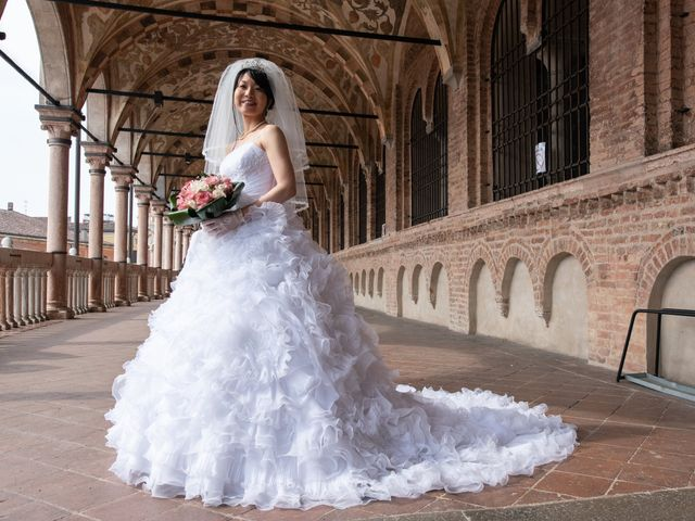 Il matrimonio di Andrea e Mifuka a Padova, Padova 12