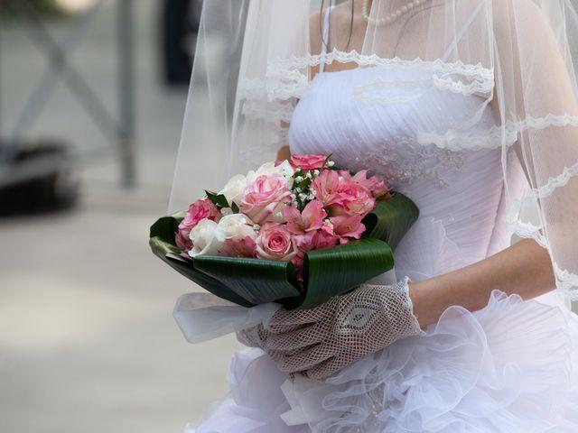 Il matrimonio di Andrea e Mifuka a Padova, Padova 15