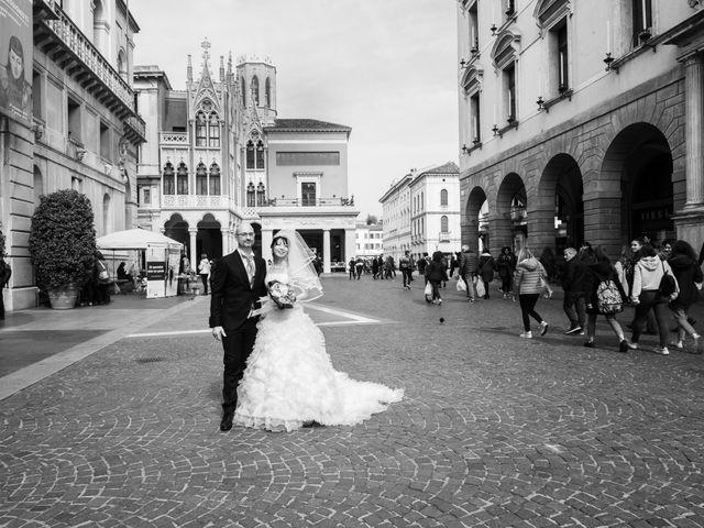 Il matrimonio di Andrea e Mifuka a Padova, Padova 16