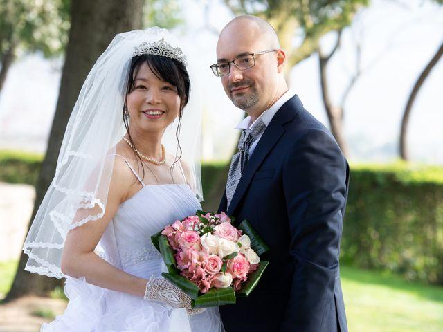 Il matrimonio di Andrea e Mifuka a Padova, Padova 17