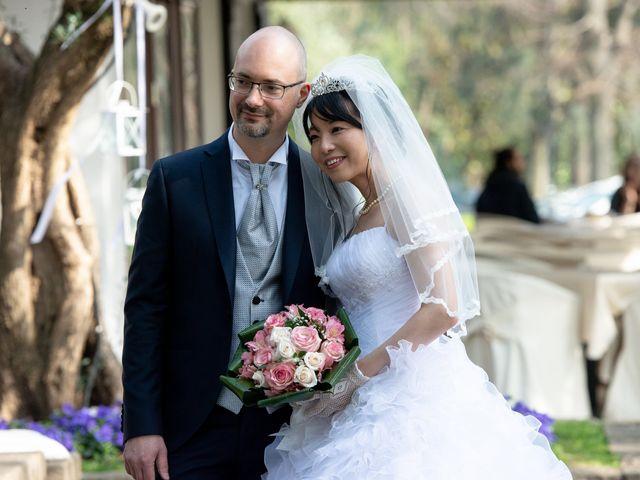 Il matrimonio di Andrea e Mifuka a Padova, Padova 18