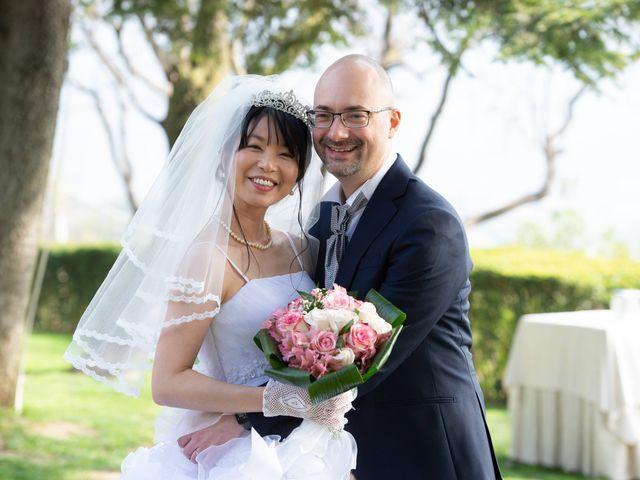 Il matrimonio di Andrea e Mifuka a Padova, Padova 19