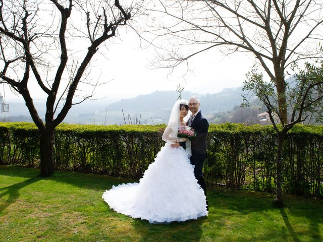 Il matrimonio di Andrea e Mifuka a Padova, Padova 20