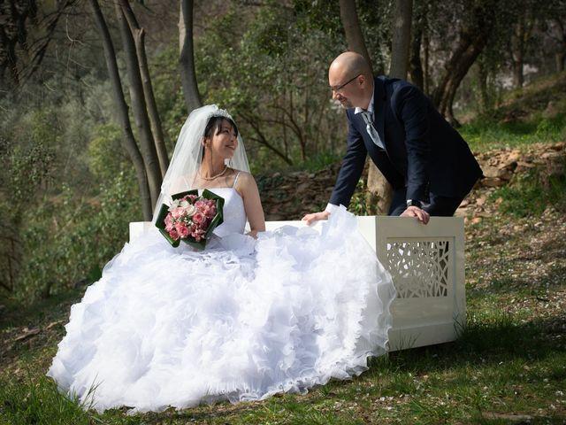 Il matrimonio di Andrea e Mifuka a Padova, Padova 21