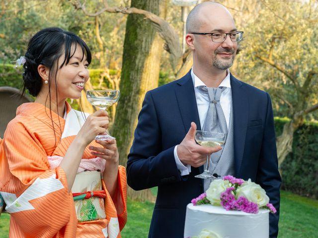Il matrimonio di Andrea e Mifuka a Padova, Padova 28
