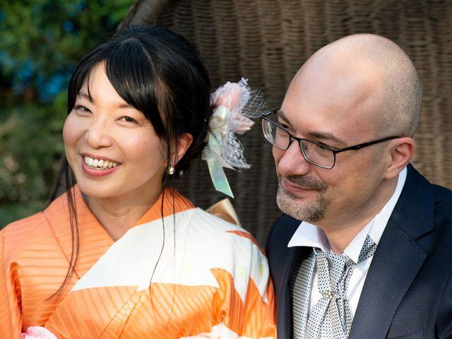 Il matrimonio di Andrea e Mifuka a Padova, Padova 29
