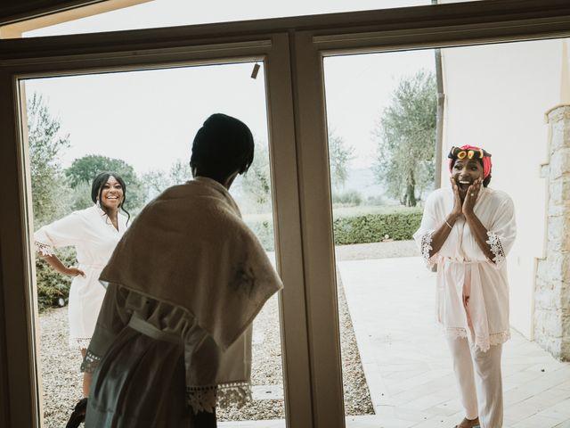 Il matrimonio di Eugene e Mel a Firenze, Firenze 12