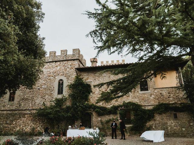 Il matrimonio di Eugene e Mel a Firenze, Firenze 20