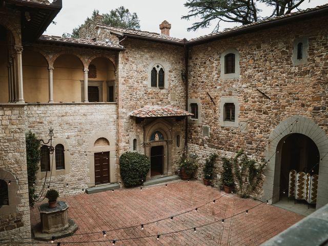 Il matrimonio di Eugene e Mel a Firenze, Firenze 21