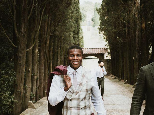 Il matrimonio di Eugene e Mel a Firenze, Firenze 29